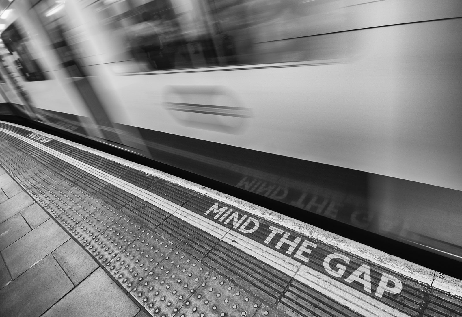 Mind the gap (Foto: Colourbox)